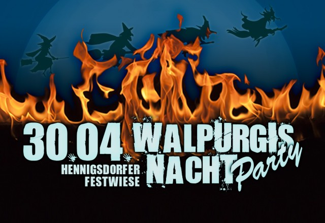 30.04. – Walpurgisnacht-Party