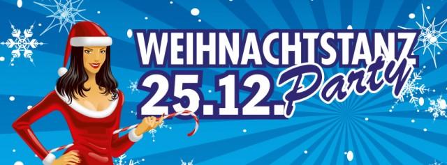 25.12. – WEIHNACHTSTANZ-PARTY 2016