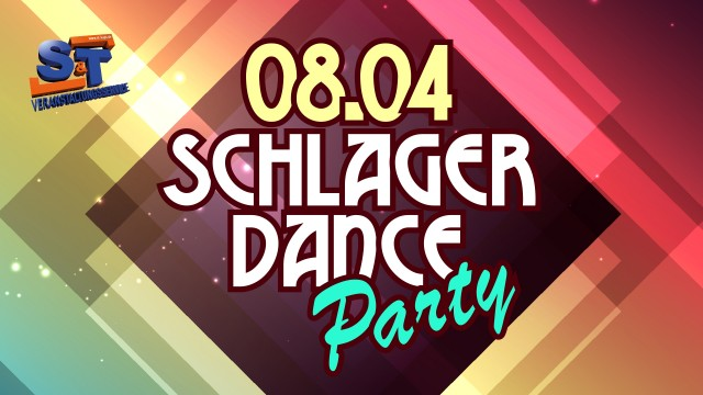 08.04. – Schlager-Dance Party 2017