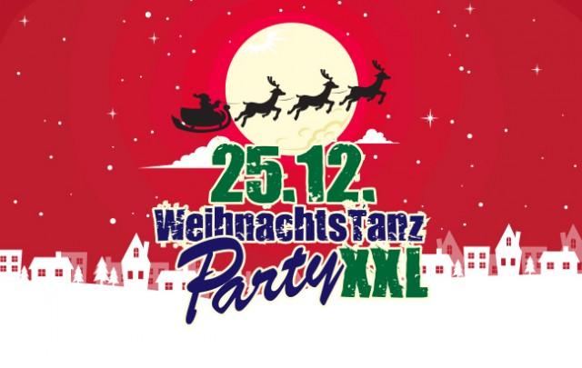 25.12. – WeihnachtstanzParty XXL